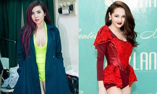 Ngưỡng mộ vẻ đẹp 2 bạn gái tin đồn của Hồ Quang Hiếu - 9