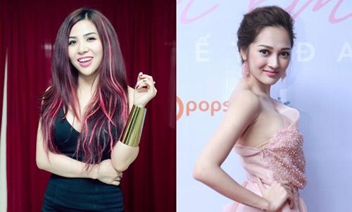 Ngưỡng mộ vẻ đẹp 2 bạn gái tin đồn của Hồ Quang Hiếu - 10