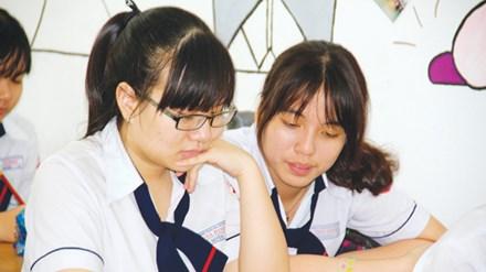 Phương án thi THPT Quốc gia 2017: Các trường bị 'quay' xoành xoạch - 1