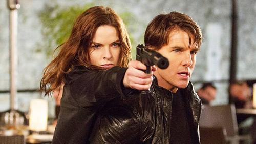 Ai là người tình hoàn hảo của Tom Cruise trên màn ảnh? - 5