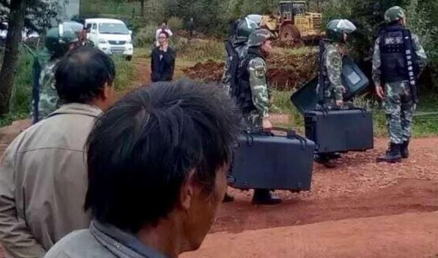 Thanh niên Trung Quốc ra tay giết hại 19 người hàng xóm - 1