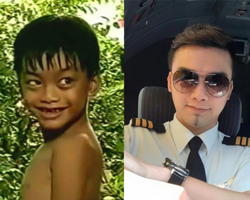 Sao nhí Việt bất ngờ làm phi công, lấy chồng bí mật - 11