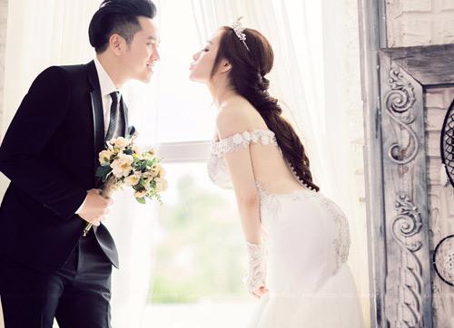 """Ảnh cưới lung linh của """"hot girl vườn đào"""" - 11"""