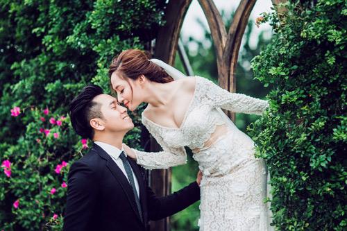 """Ảnh cưới lung linh của """"hot girl vườn đào"""" - 12"""