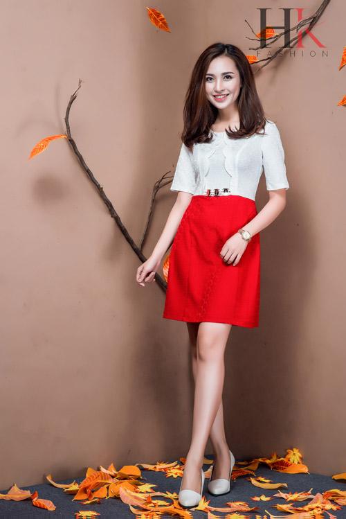 Nữ công sở Việt 'phải lòng' thời trang HK Fashion - 6