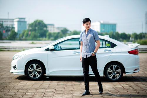 Honda Việt Nam giới thiệu Honda City Modulo 2016 cùng khuyến mại hấp dẫn - 2