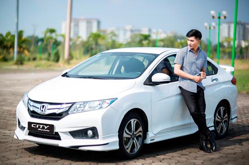 Honda Việt Nam giới thiệu Honda City Modulo 2016 cùng khuyến mại hấp dẫn - 3