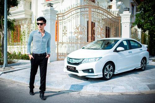 Honda Việt Nam giới thiệu Honda City Modulo 2016 cùng khuyến mại hấp dẫn - 4
