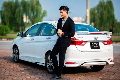 Honda Việt Nam giới thiệu Honda City Modulo 2016 cùng khuyến mại hấp dẫn - 5