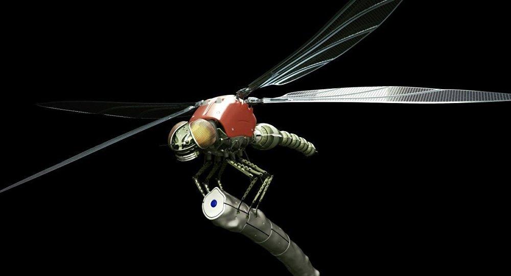 Nga chế tạo UAV siêu nhỏ như con chuồn chuồn - 2
