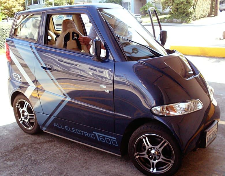 Top 15 mẫu xe nhỏ nhất trên thế giới (P1) - 2