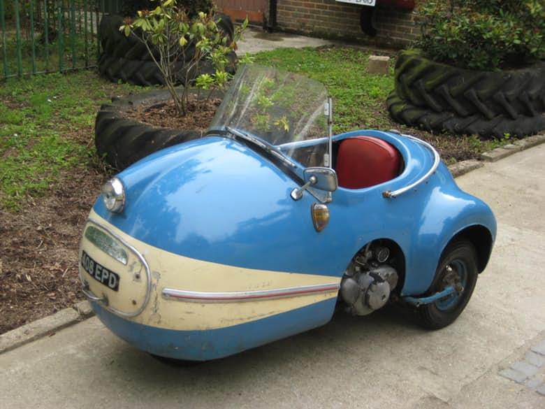 Top 15 mẫu xe nhỏ nhất trên thế giới (P1) - 5