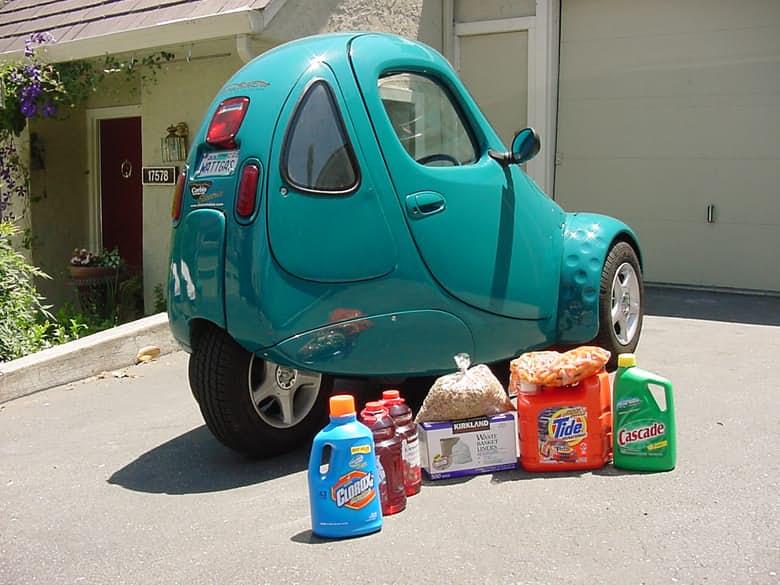 Top 15 mẫu xe nhỏ nhất trên thế giới (P1) - 1