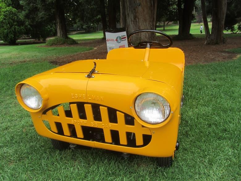 Top 15 mẫu xe nhỏ nhất trên thế giới (P1) - 7