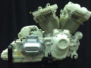 Soi tường tận động cơ Milwaukee-Eight mới của Harley-Davidson - 2