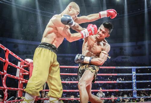"""""""Đệ nhất Thiếu Lâm"""" được ví với Mayweather của boxing - 1"""