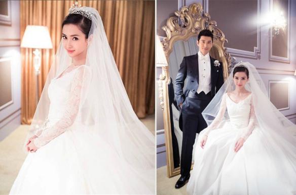 Sốc với ảnh cưới của Trấn Thành - Hari Won - 2