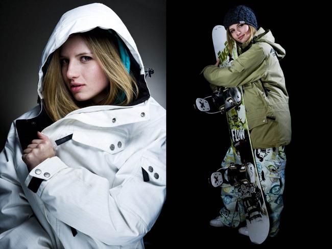 Clair Bidez, người Mỹ đã giành không ít vinh quang trong sự nghiệp trượt tuyết của mình.