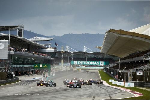 F1 - Malaysian GP: Đồng đội và đối thủ - 1