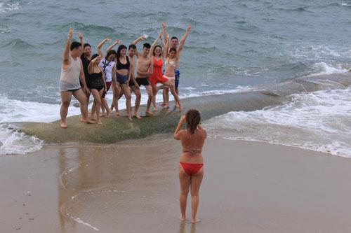 Từng lọt top 25 bãi biển đẹp nhất châu Á, nhưng Cửa Đại đang có nguy cơ bị xóa sổ - 9