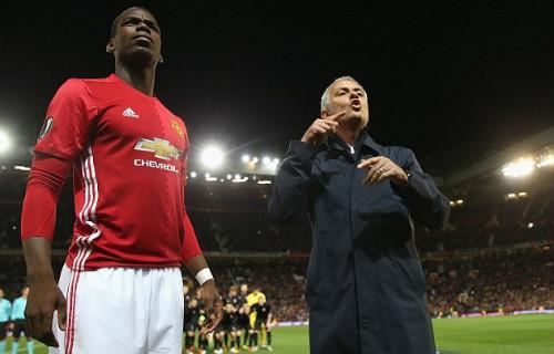 MU và Mourinho: Những cơn giận dữ liên hồi - 1