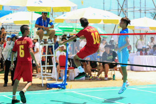 Việt Nam thắng Trung Quốc ở môn thể thao vô địch thế giới - 1