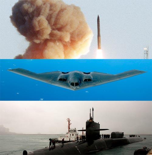 """Vũ khí tấn công hạt nhân của Mỹ """"yếu xìu"""" so với Nga - 4"""