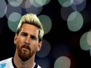 Messi quyên áo đấu từ thiện vì cầu thủ cụt chân