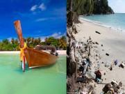 """Sự thật gây sốc ở bãi biển được mệnh danh """"Maldives của Thái Lan"""""""