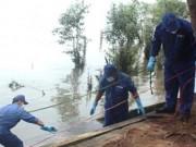 Tin tức trong ngày - Thi thể người phụ nữ phân hủy trôi dạt trên biển Cửa Lò