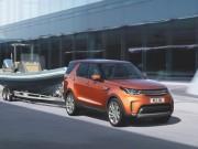 2018 Land Rover Discovery: Xế hộp du ngoạn cho nhà giàu