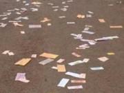 Đồng Nai: Từ 1/10 không được rắc vàng mã trên đường