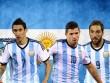 Argentina hội quân: Aguero, Higuain thế vai Messi