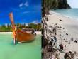 """Sự thật gây sốc ở bãi biển """"Maldives của Thái Lan"""""""