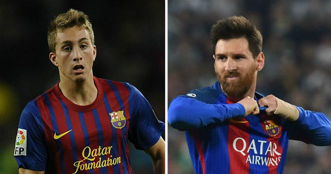 Barca: Tân binh chính thức đầu tiên, mới mà cũ - 2