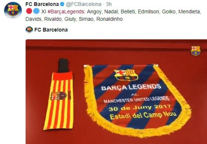 Huyền thoại Barca - MU: Đại tiệc 4 bàn mãn nhãn - 2