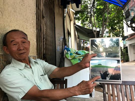 Gặp người đột nhập sân golf Tân Sơn Nhất - 1