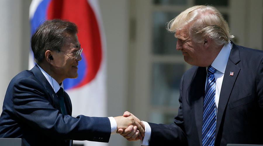 Trump: Thời kỳ kiên nhẫn chiến lược với Triều Tiên đã hết - 1