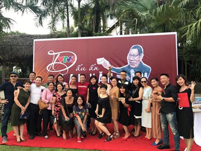 Xuân Bắc, Tự Long quậy tưng trong tiệc chia tay MC Lại Văn Sâm - 4
