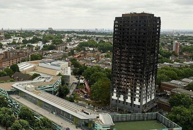 Vụ cháy kinh dị ở Anh: Người gốc Việt lừa kiếm 300 triệu - 2