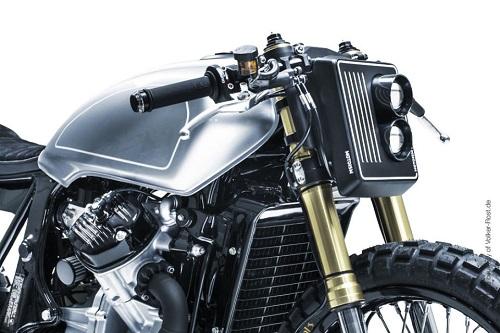 Honda Silver Wing GL500: Thỏi nam châm hút mọi ánh nhìn - 3