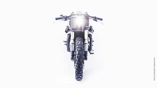 Honda Silver Wing GL500: Thỏi nam châm hút mọi ánh nhìn - 7