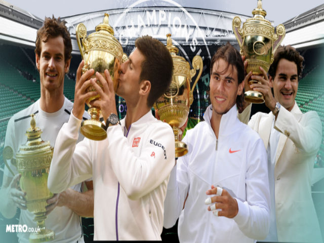 Wimbledon: Federer