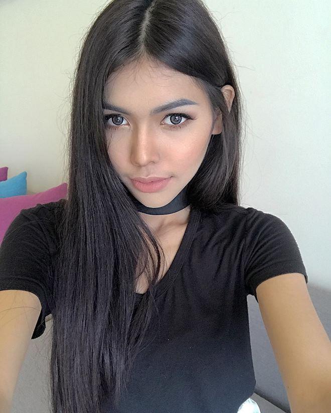 Trầm trồ trước dung mạo tuyệt xinh của hoa hậu Campuchia - 3