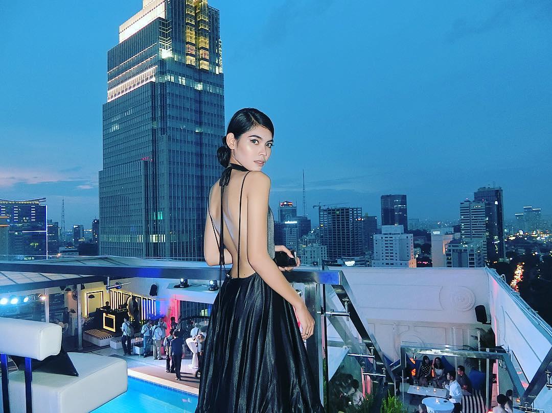 Trầm trồ trước dung mạo tuyệt xinh của hoa hậu Campuchia - 6