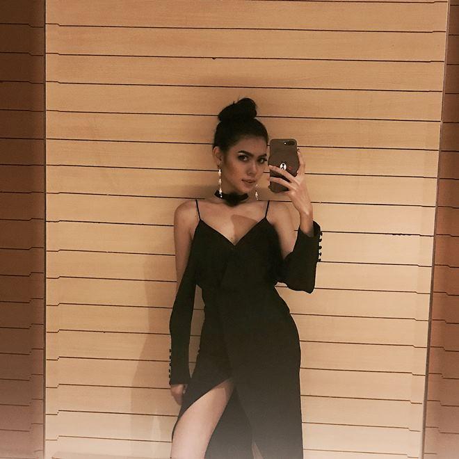 Trầm trồ trước dung mạo tuyệt xinh của hoa hậu Campuchia - 12