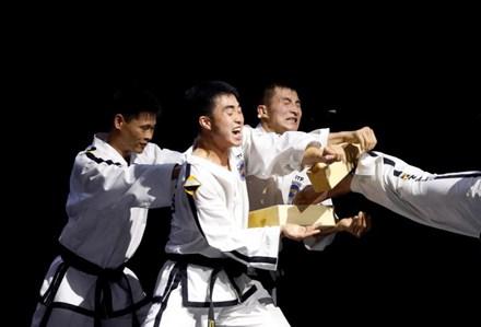 Mục kích võ sư Triều Tiên biểu diễn tuyệt kỹ tại Hàn Quốc - 3