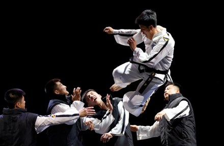 Mục kích võ sư Triều Tiên biểu diễn tuyệt kỹ tại Hàn Quốc - 7