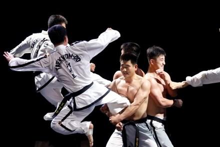 Mục kích võ sư Triều Tiên biểu diễn tuyệt kỹ tại Hàn Quốc - 9