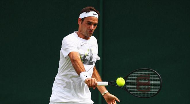 """Wimbledon: Federer, Nadal, Djokovic và các """"vũ khí hủy diệt"""" - 4"""